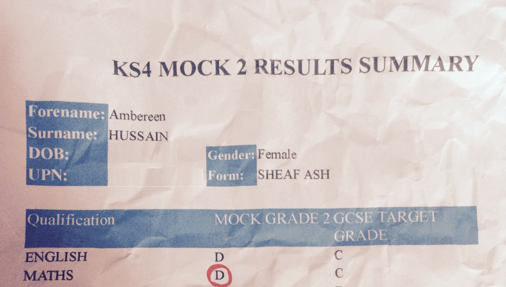 Ambereen Results